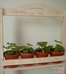 etagere pour vernis diy etagère pour plantes le blog de béa