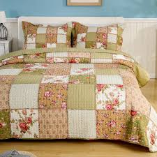King Size Quilted Bedspreads Popular Quilted Cotton Bedspread Buy Cheap Quilted Cotton