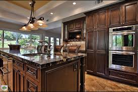 cream kitchen cabinets kitchen traditional with dark cabinets