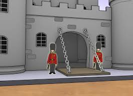 2 easy ways to make a model castle with pictures