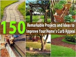 my landscape ideas boost 150 remarkable projects and ideas to improve your home s curb