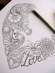 doodle it means 40 beautiful doodle ideas doodles zentangles and drawings