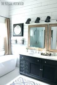black framed bathroom mirrors black framed vanity mirror large makeup mirror with lights framed