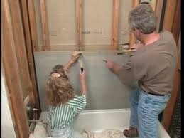 How To Install Tile Around A Bathtub Replace Bathroom Wall Tile Fresh On Bathroom Throughout Replace