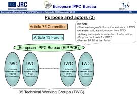 European Ippc Bureau European Commission Implementation Of Best Available Techniques Bat The