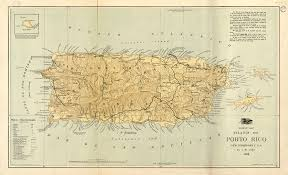 Map Of Puerto Rico With Cities by