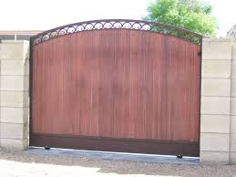 gates with wood interiormag net