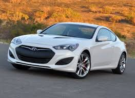 hyundai genesis coupe track edition track driven 2013 hyundai genesis coupe 3 8 track autobytel com