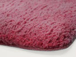 Crochet Bathroom Rug by Bath Mat Rug Berry Red 6 Sizes Available