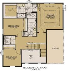 Fox And Jacobs Floor Plans Fordham Ii Floor Plans William Ryan Homes