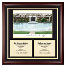 ucf diploma frame of central florida ucf