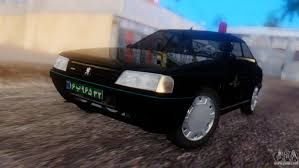 peugeot 405 sport peugeot 405 glx police for gta san andreas
