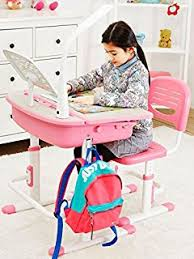 Drawing Desk Kids Casart Tiltable Study Desk Kids Children Computer Writing Drawing
