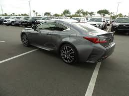 new lexus rc 200t pre owned 2016 lexus rc 200t 2dr car in jacksonville 73331a