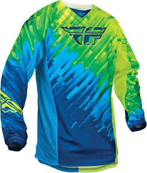 mens motocross jersey 32 95 fly racing mens kinetic glitch jersey 2015 198007