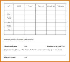 10 weekly timesheet template free download receiptsemployee
