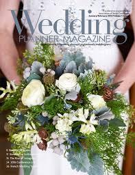 wedding planner magazine volume 5 issue 6 wedding planner magazine