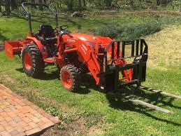new owner b2650 orangetractortalks everything kubota