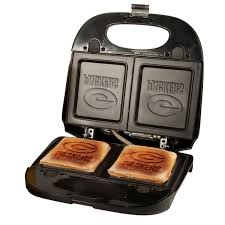 Logo Toaster Toast The Packers With A Logo Sandwich Grill