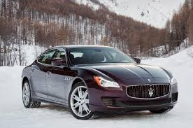 maserati snow the maserati aspen winter drive experience