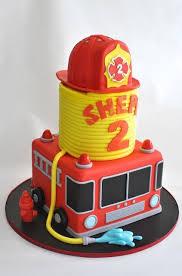 firetruck cakes fireman cake firetruck cake http hopessweetcakes s