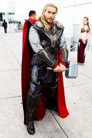 Thor Halloween Costumes Halloween Costume Beard