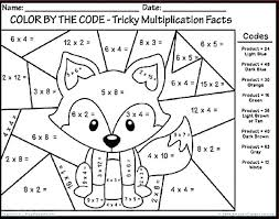 math coloring pages division multiplication facts coloring pages learning division coloring page