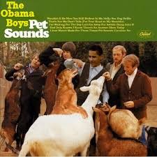 Obama Dog Meme - obama beach boys pet sounds obama the eater of dogs know your meme