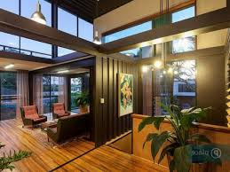 Shipping Container Home by Interior Containerhousexyz Container Homes Interior Walls