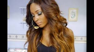 dark honey blonde hair color suits to which type of skins