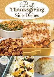 30 thanksgiving day side dishes from traditional favorites to