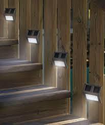 solar led deck step lights best 25 solar step lights ideas on pinterest garden lighting outdoor