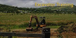 excavator training ag training toowoomba