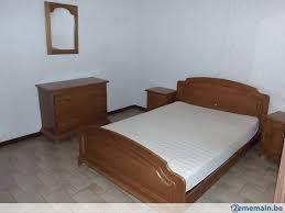 chambre à coucher en chêne massif chambre à coucher complète chêne massif a vendre 2ememain be