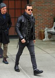 how to make your leather jacket work through winter gq
