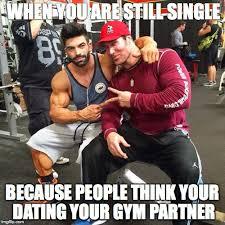 Gym Relationship Memes - funny gym partner memes page 2 memeologist com