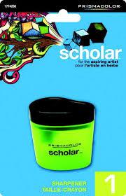prismacolor scholar colored pencils prismacolor scholar colored pencil sharpener assorted color