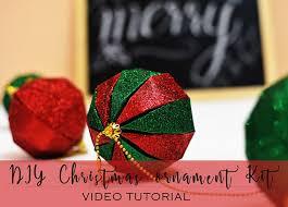 diy ornaments itsy bitsy diy kit