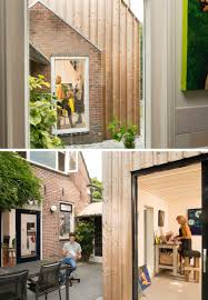 Backyard Art Studio A Painting Studio Was Designed For The Backyard Of This Dutch