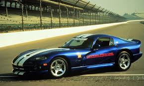 dodge viper rt10 dodge viper rt 10 paces the 75th indy 500