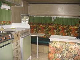 lc interior original aristocrat trailers pinterest