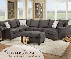 Grey Sectional Sofa Not Much Gets Better Than A Comfy Oversized Cuddler We Are Loving