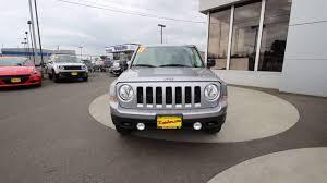 silver jeep patriot 2015 2017 jeep patriot sport billet silver metallic hd107260 mt