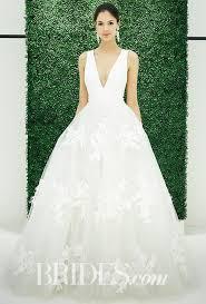 sleeveless wedding dress discount 2017 wedding dresses hayley v neck 3 d florals