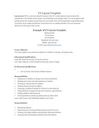 job qualifications examples for resume how to write an