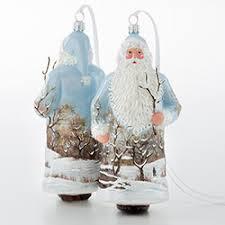breen sevres santa ornament the museum shop of the