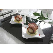 cuisine innovations cuisine innovations appetizer bacon wrapped water chestnut 100