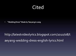 wedding dress lyric wedding dress lyric wedding dresses