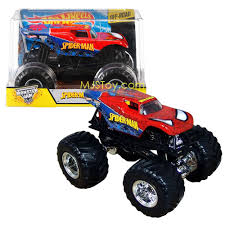 wheels 1 24 scale die cast monster jam mjstoy
