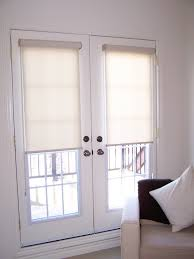 Roller Shades For Windows Designs Astonishing Roller Shades For French Doors 73 In Elegant Design